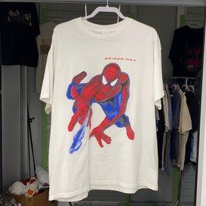 Vintage 3D Spider-Man